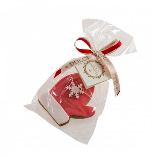 Dolcimpronte Biscotto Guanto di Babbo Natale