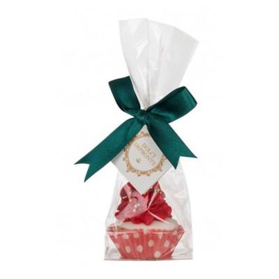 Dolcimpronte Biscotto Christmas Cupcake Rosso