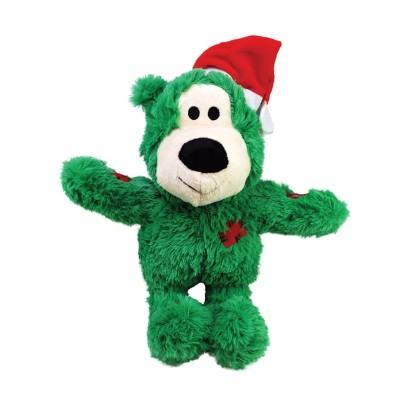 KONG Peluche Orso Natale Wild Knots