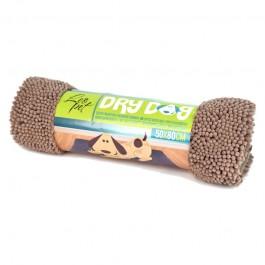 LeoPet Tappeto Dry Dog Tortora
