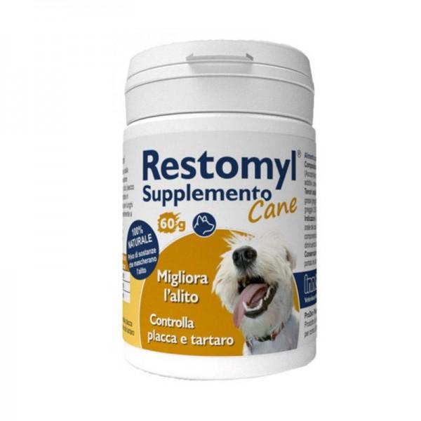 Restomyl Supplemento Igiene Orale per Cani