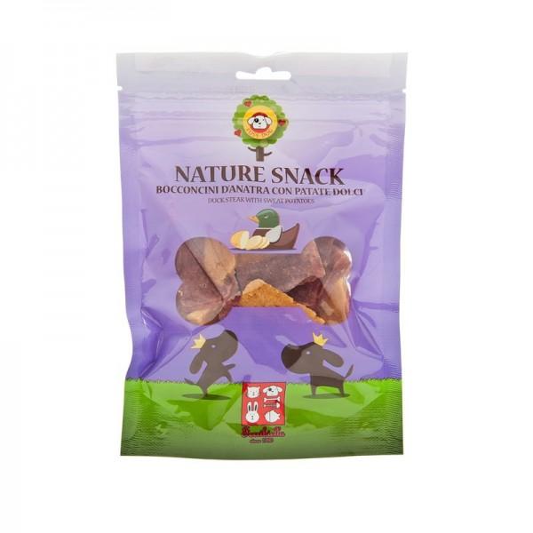 Ferribiella Nature Snack Bocconcini Anatra e Patate
