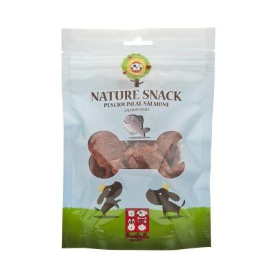 Ferribiella Nature Snack Pesciolini al Salmone