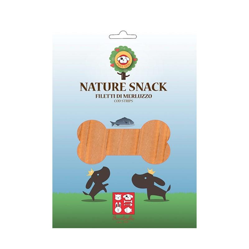 Ferribiella Nature Snack Filetti di Merluzzo