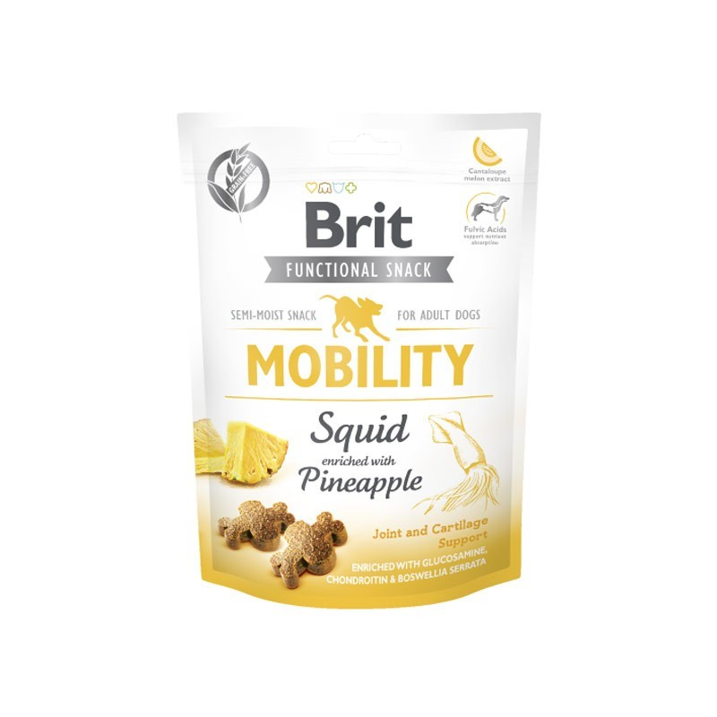 Brit Functional Snack Mobility