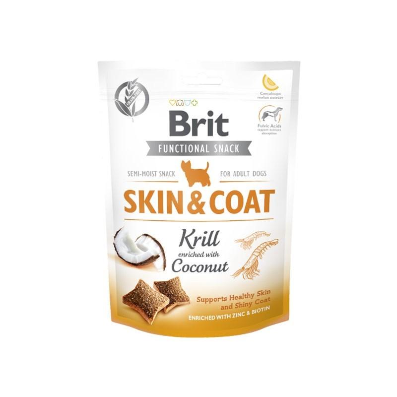 Brit Functional Snack Skin & Coat