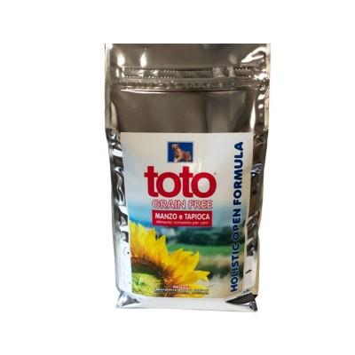 Toto Holistic Grain Free Manzo e Tapioca