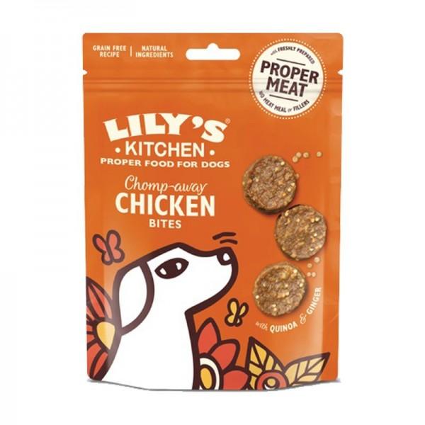 Lily's Kitchen Snack Chicken Bites