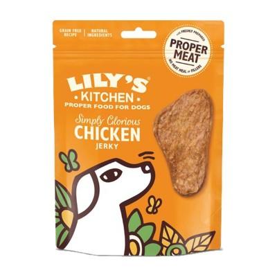 Lily's Kitchen Snack Chicken Jerky