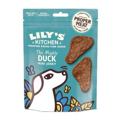 Lily's Kitchen Snack Duck Mini Jerky