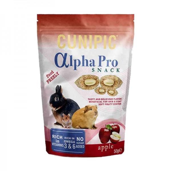 Cunipic Alpha Pro Snack Apple