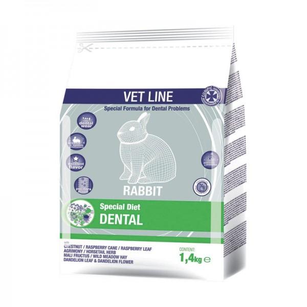 Cunipic Vet Line Dental per Conigli