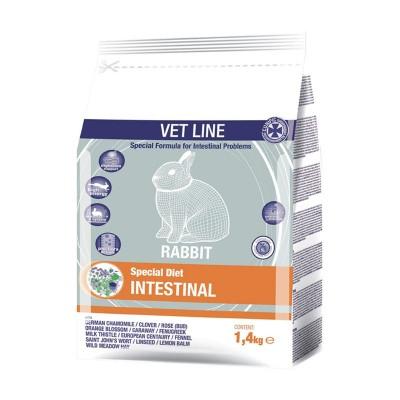 Cunipic Vet Line Intestinal per Conigli