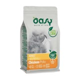 Oasy Adult Hairball per Gatto