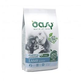 Oasy One Protein Puppy Mini all'Agnello