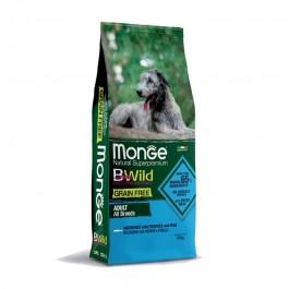 Monge Grain Free Acciughe e Patate per Cani