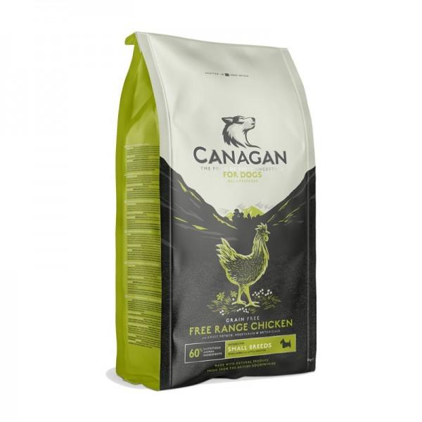 Canagan Cane Small Free Run Chicken Secco
