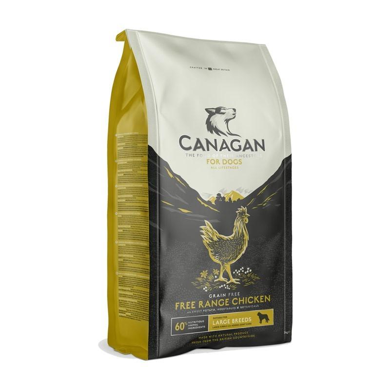 Canagan Dog Free Range Chicken Large Breeds
