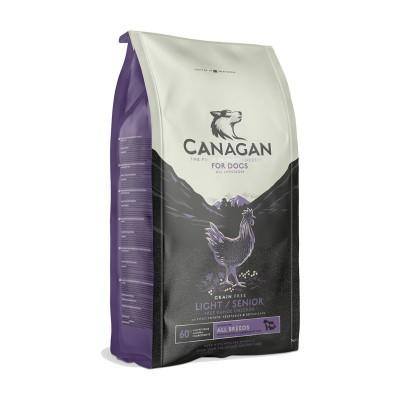 Canagan Dog Light & Senior All Breeds