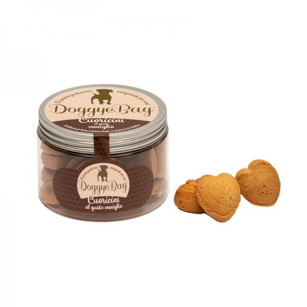 Doggye Bag Cuoricini alla Vaniglia