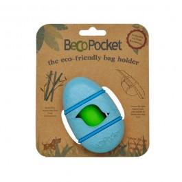 Beco Pocket Portasacchetti Eco Blu