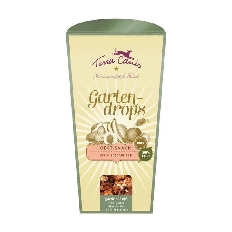 Terra Canis Snack Garten Drops alla Frutta per Cani