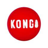 Kong Signature Ball Palla Rossa Media
