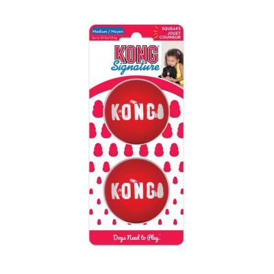 Kong Signature Ball Rossa Media
