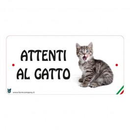 Farm Company Targa Attenti al Gattino