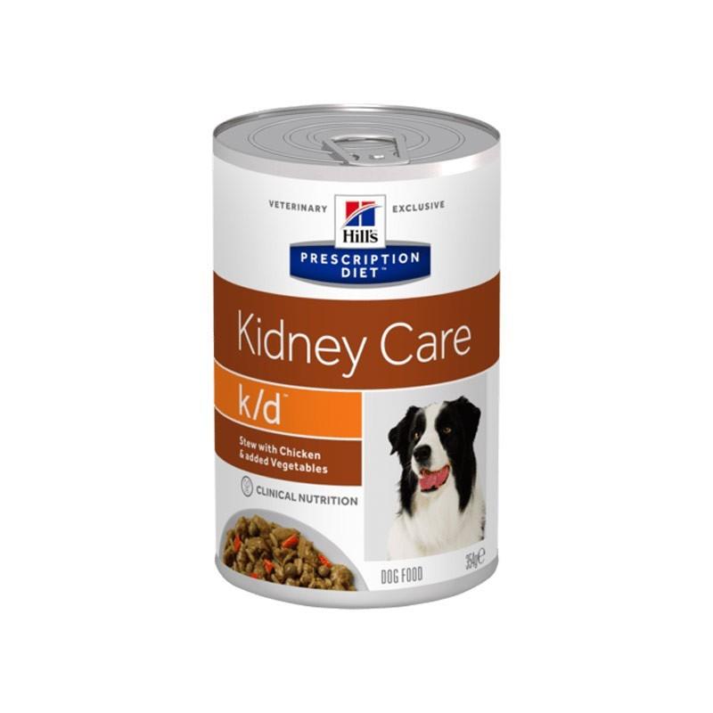 Hill's Prescription Diet Canine k/d Spezzatino con Pollo e Verdure