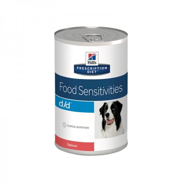 Hill's Prescription Diet Canine d/d con Salmone e Patate