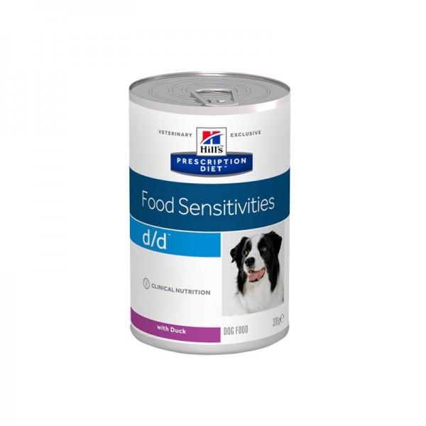 Hill's Prescription Diet Canine d/d con Anatra e Patate
