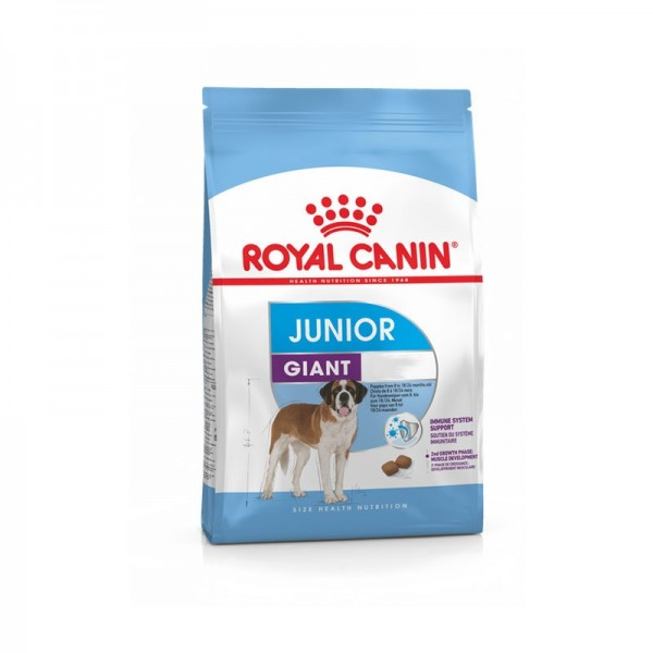 Royal Canin Cane Giant Junior Secco