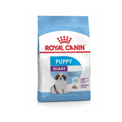 Royal Canin Cane Giant Puppy Secco