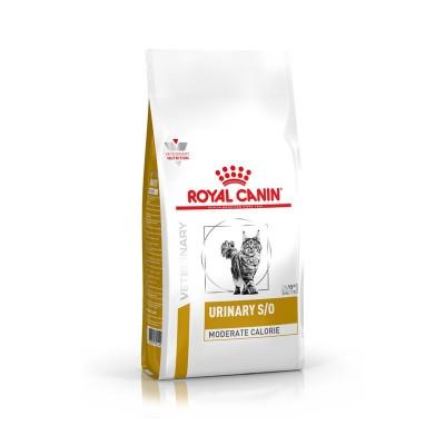 Royal Canin V-Diet Gatto Urinary S/O Moderate Calorie Secco
