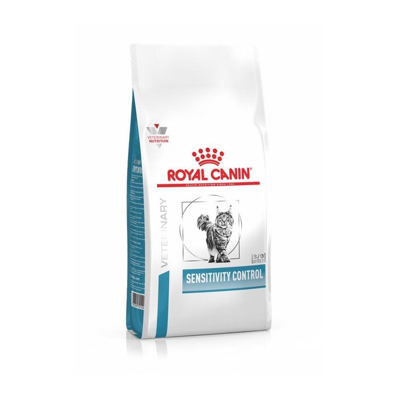 Royal Canin V-Diet Gatto Sensitivity Control Secco