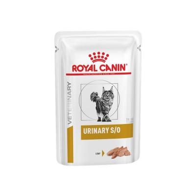 Royal Canin V-Diet Urinary S/O Gatto Umido in Bocconcini