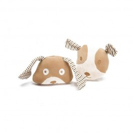 Camon Peluche Little Dog Cagnolini Beige
