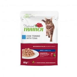 Trainer Natural Umido al Tonno in Busta per Gatti