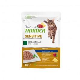 Natural Trainer Sensitive Agnello per Gatti in Busta