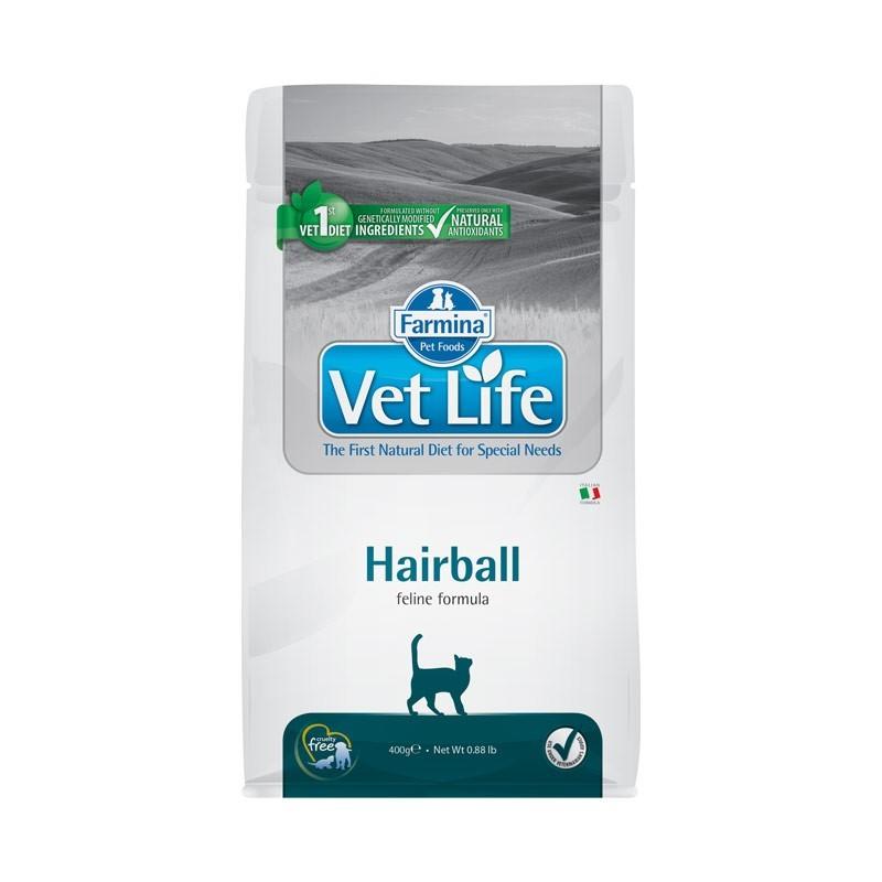 Farmina Vet-Life Feline Formula Hairball