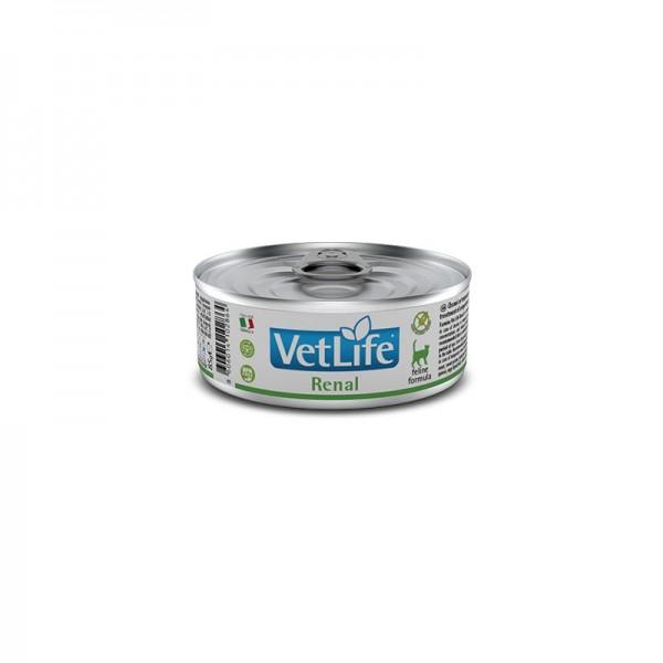 Farmina Vet-Life Feline Formula Renal Umido