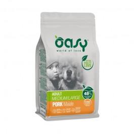 Oasy One Animal Protein al Maiale Medium/Large per Cani