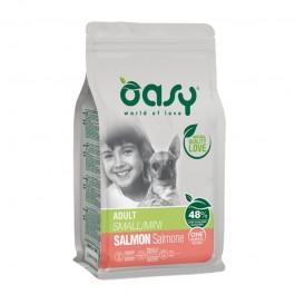 Oasy One Animal Protein Adult Mini al Salmone per Cani