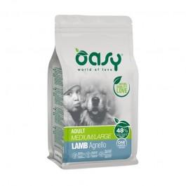 Oasy One Animal Protein all'Agnello Medium/Large per Cani
