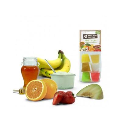 Hari Back Zoo Nature Fruit Cups Mixture