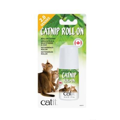 Catit Senses 2.0 Catnip Roll-On Olio di Catnip per Gatti