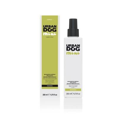 Urban Dog Mini Shampoo Spray Senza Risciacquo per Cuccioli e Anziani
