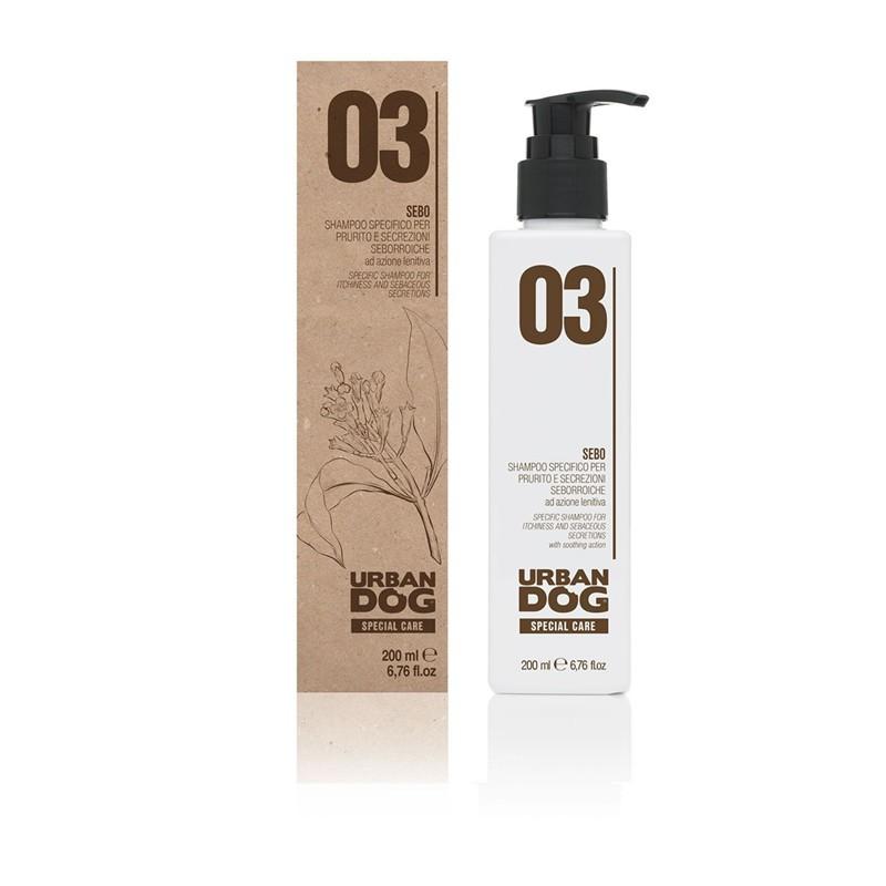 Urban Dog Special Care 03 Sebo Shampoo per Prurito e Sebo