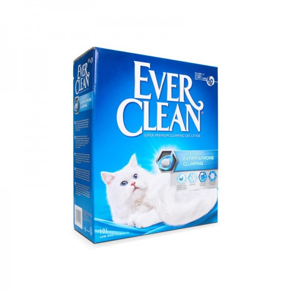 EverClean Lettiera Extra Strong Clumping Inodore